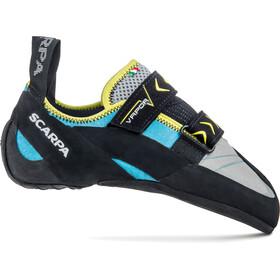 Scarpa W's Vapor V Climbing Shoes turqoise